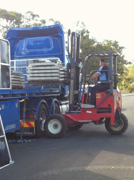 Canberra Delivery Per Pallet