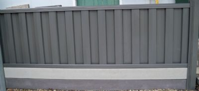 Under Fence Sleepers Concrete Sleepers Sydneyconcrete
