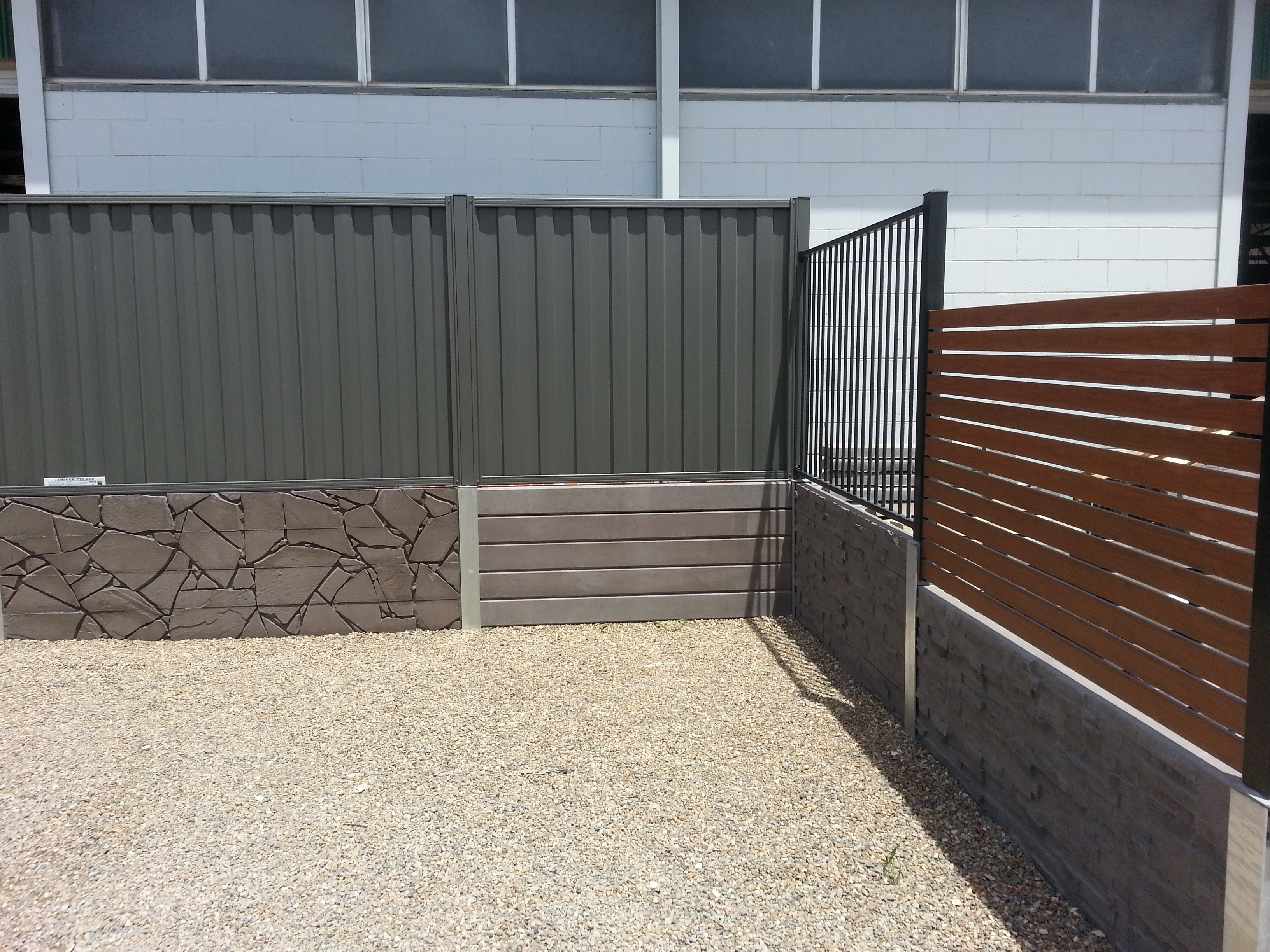 Fence Cleat Concrete Sleepers Sydneyconcrete Sleepers Sydney
